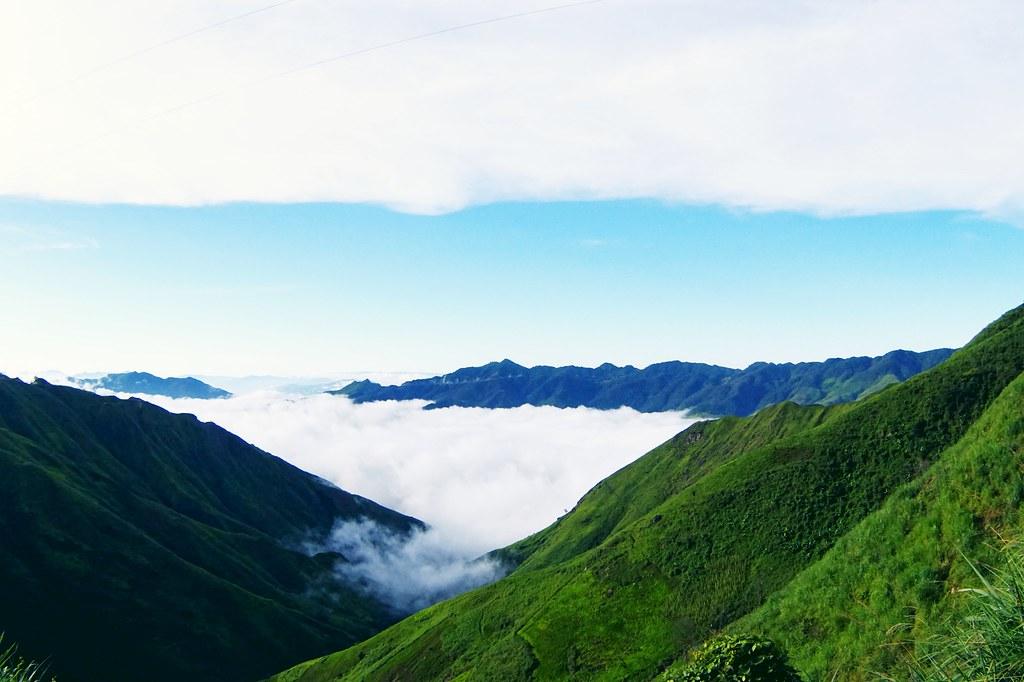 Mây núi Tà Xùa