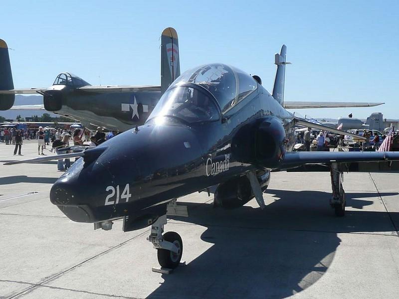 BAE CT-155 Falcão 54