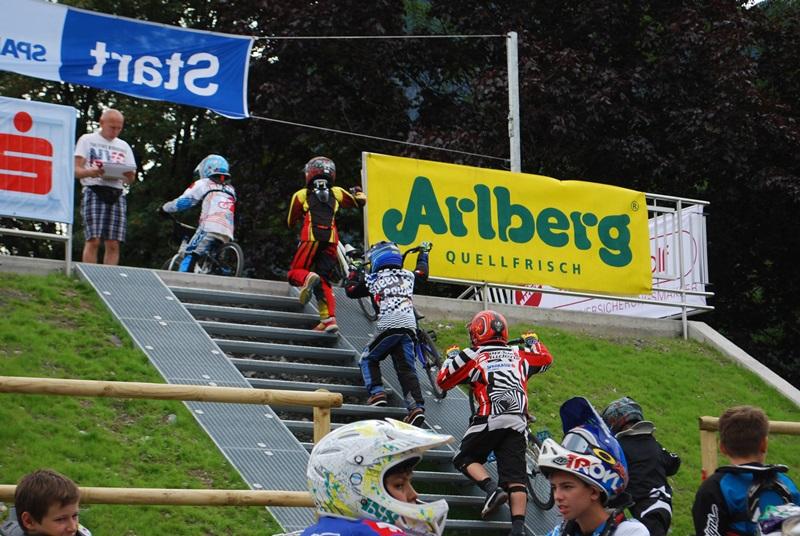 4. DSM-Lauf in Bludenz 10.08.2014