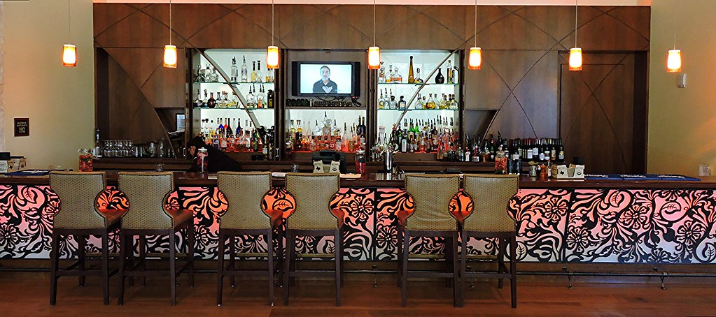 Tequila Bar At Cibolo Moon Jw Marriott San Antonio Hill