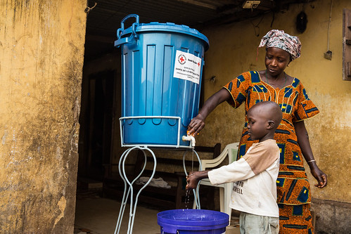 Ebola Prevention and Treatment in Conakry, Guinea | by United Nations Photo