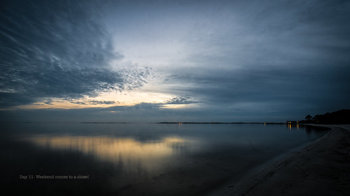 "longexposure sunset 2015 day011 standrewsbay project365 edition"" 365the 2015yip 11jan15 365in2015 25682992"