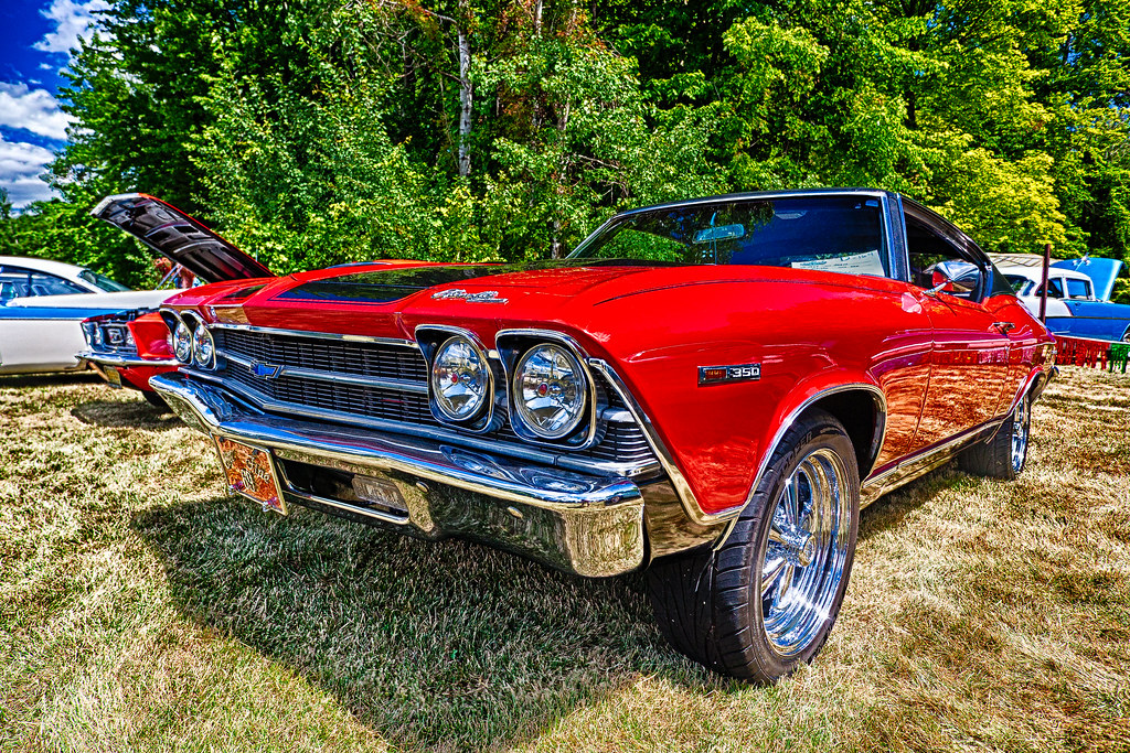 Chevy Chevelle 2016 >> 1969 Chevy Chevelle 2016 Deer Acres Car Show At Pinconning