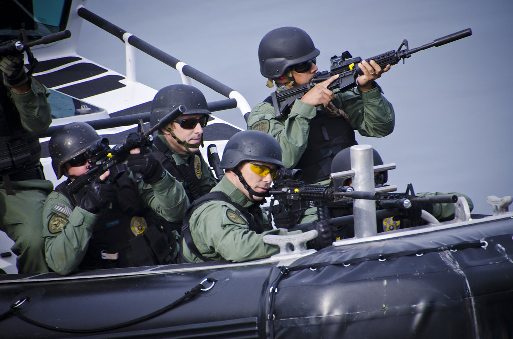 Harbor Police Department Showcases New Tactical Training V… | Flickr