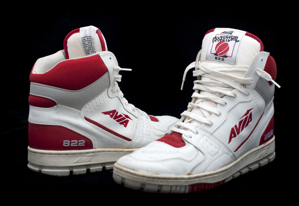 Sneakers Flickr 822Whitegreyred Rel… Basketball Avia oBstQrhdCx