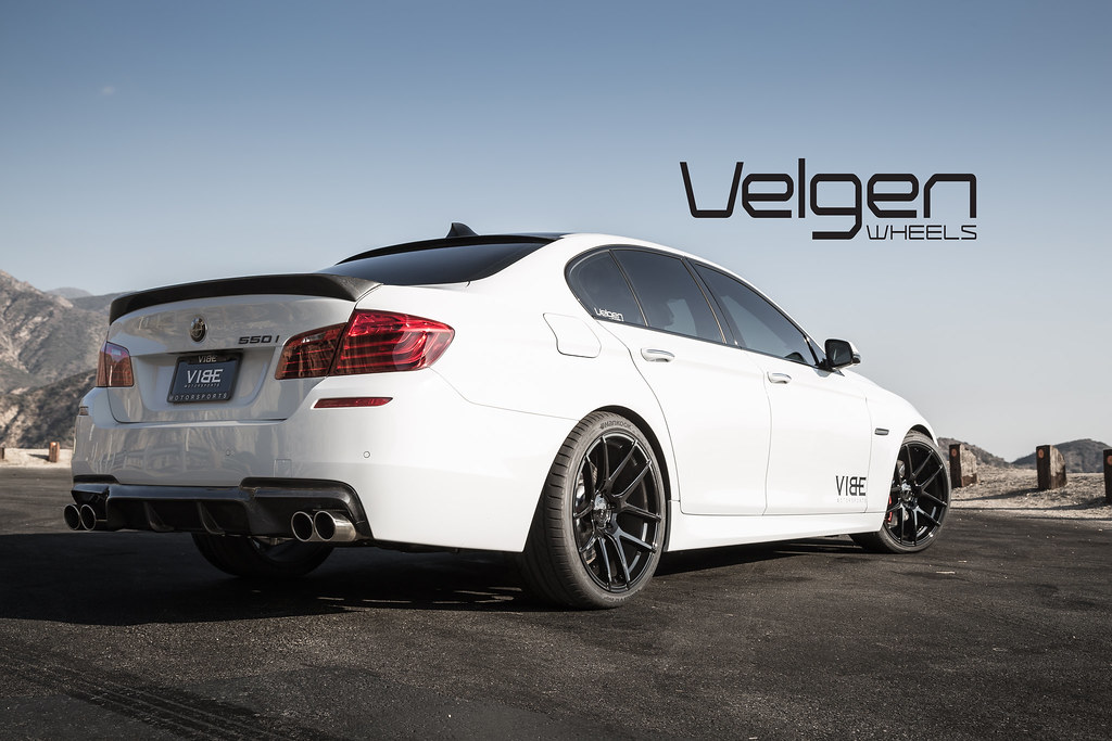 Verrassend BMW F10 550i Velgen Wheels VMB5 | BMW F10 550i Velgen Wheels… | Flickr EZ-48