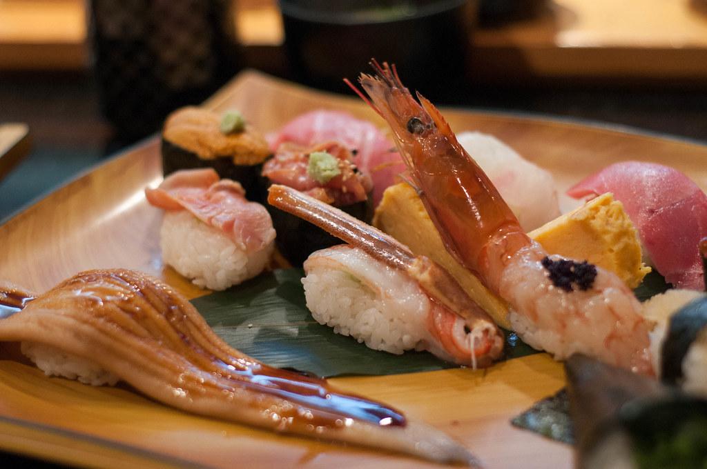 Umegaoka Sushi no Midori-Sohonten
