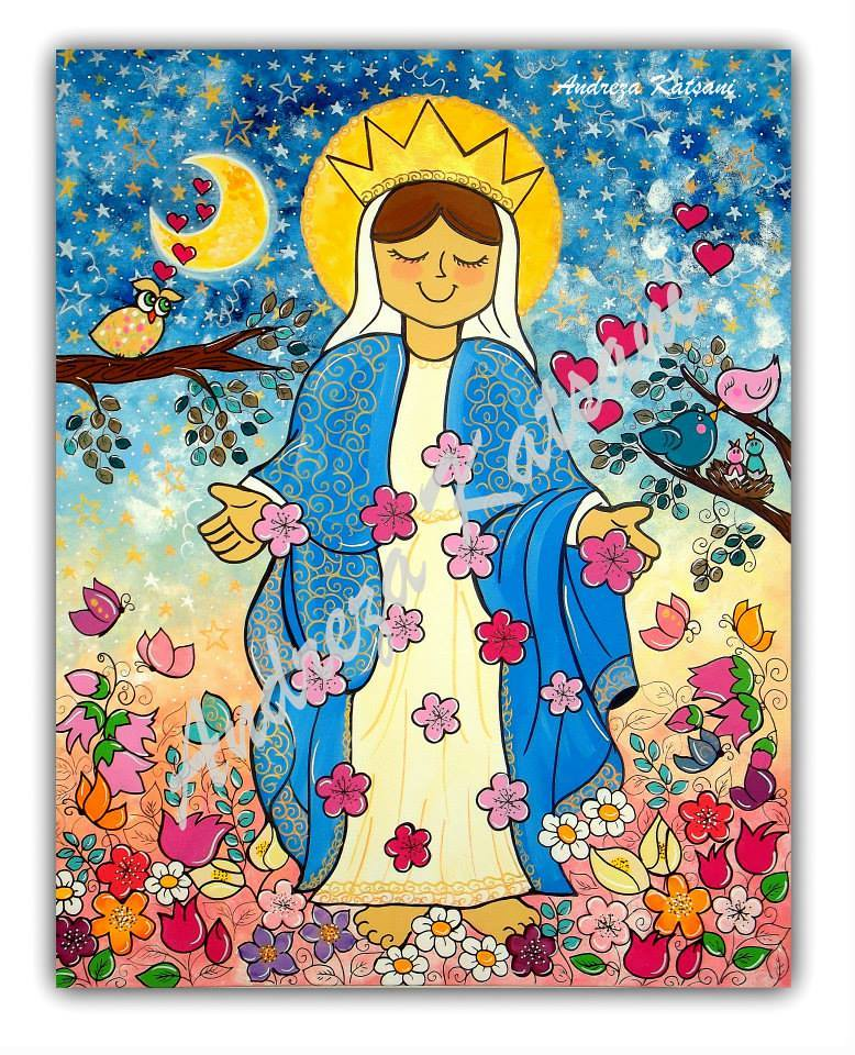 Nossa Senhora Das Gracas Andreza Katsani Flickr