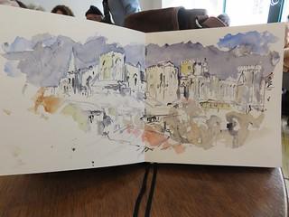 46e sketchcrawl 2015 01 31  048 (Copier) | by Marie France B