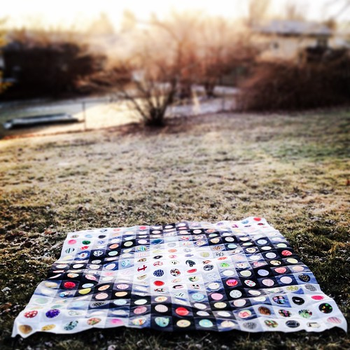 On the Bubble Quilt | by Sarah.WV