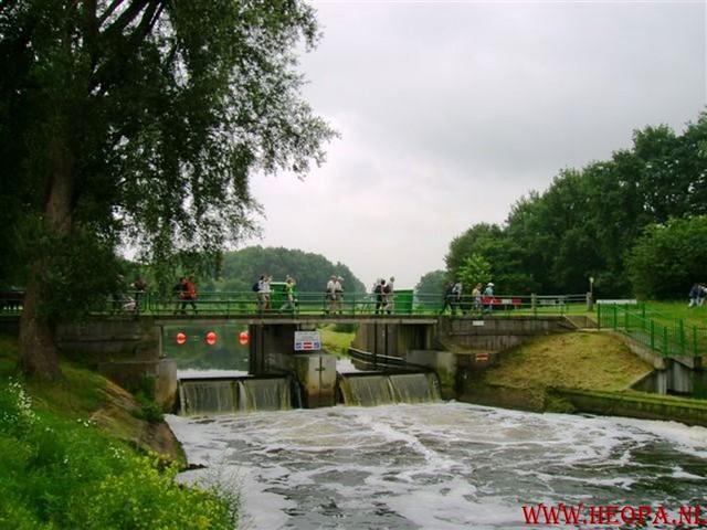 2e dag  Amersfoort 42 km 23-06-2007 (35)