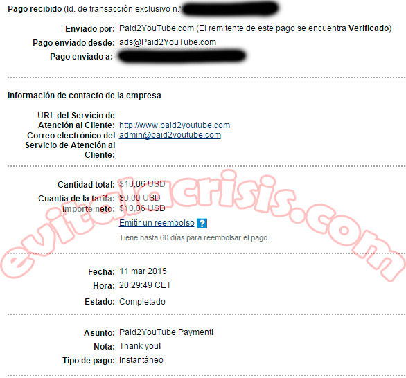 Recibido-cuarto-Pago-Paid2Youtube