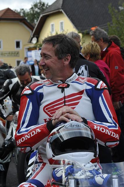 Freddie Spencer Oldtimer Grand Prix Schwanenstadt (c) 2016 Бернхард Эггер фото :: ru-moto images 2751