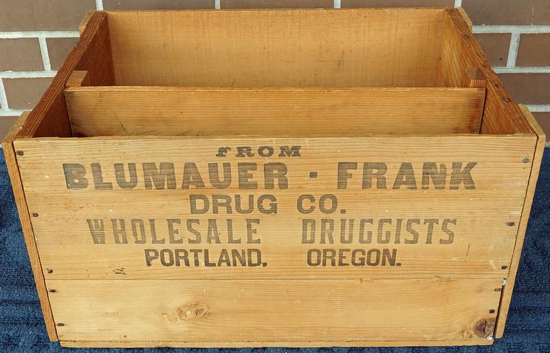 RD3012 Blumauer Frank Drug Crate DSC02227