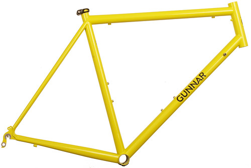 Gunnar Roadie in Spring Green | by Gunnar Cycles