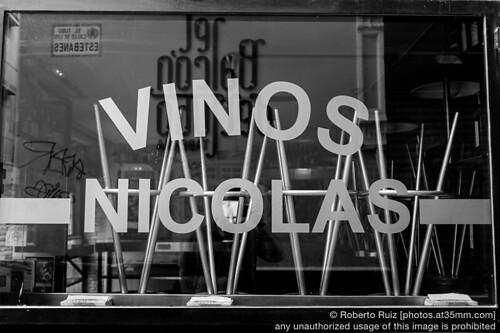 Vinos Nicolas   by Berts @idar