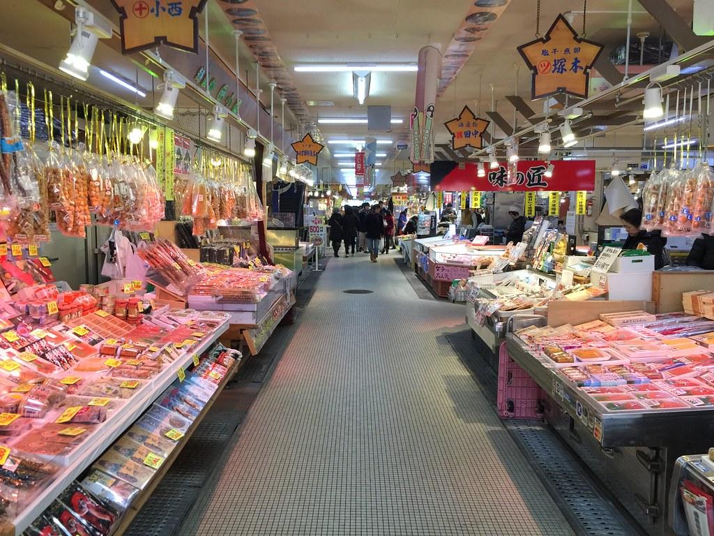 Hakodate Morning Market, Hakodate Asaichi, Hakodate, Hokkaido, Japan, 函館朝市, 函館, 北海道, 日本, はこだてあさいち, はこだてし, ほっかいどう, にっぽん, にほん