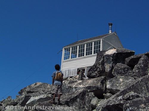 The Hidden Lake Lookout, North Cascades National Park, Washington