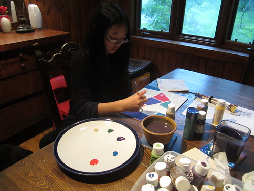 Olivia Painting | by Pictures by Ann