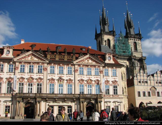 Staromestske namesti, Prague, Czech Republic
