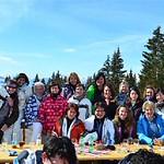 Skiweekend Meiringen Frauenriege 2012