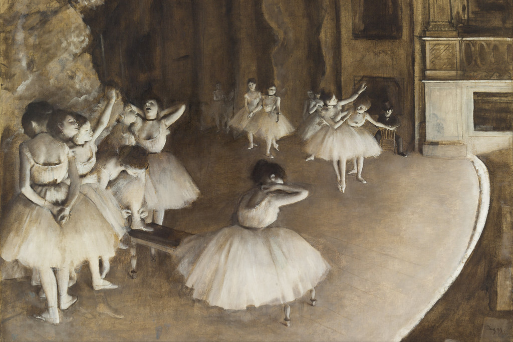 The Most Beautiful Paintings Inspired By Dance