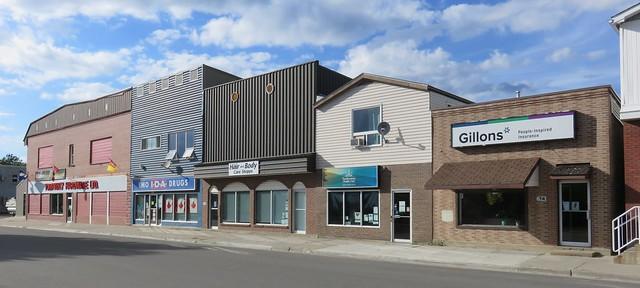 Downtown Emo, Ontario