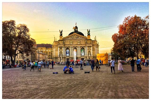 2016. Lviv. Ukraine