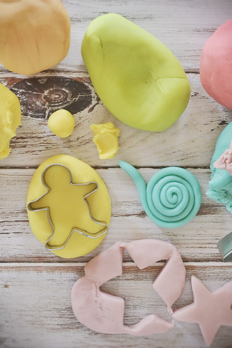 Homemade Jello Playdough | by jamieanne
