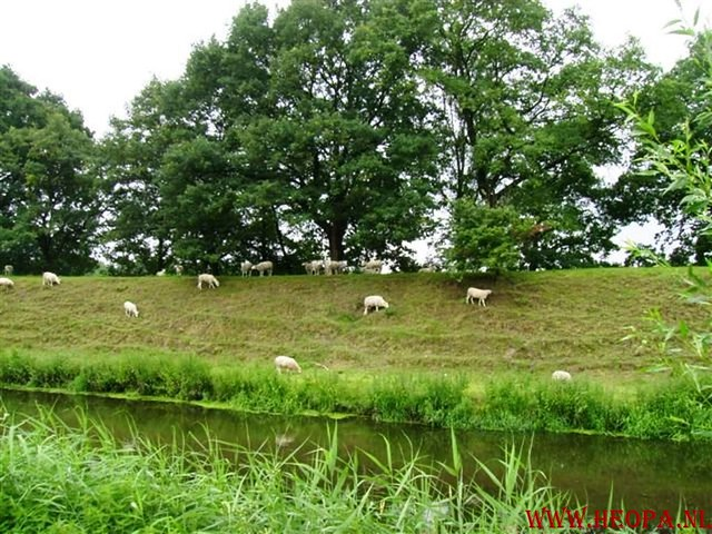 2e dag  Amersfoort 42 km 23-06-2007 (34)