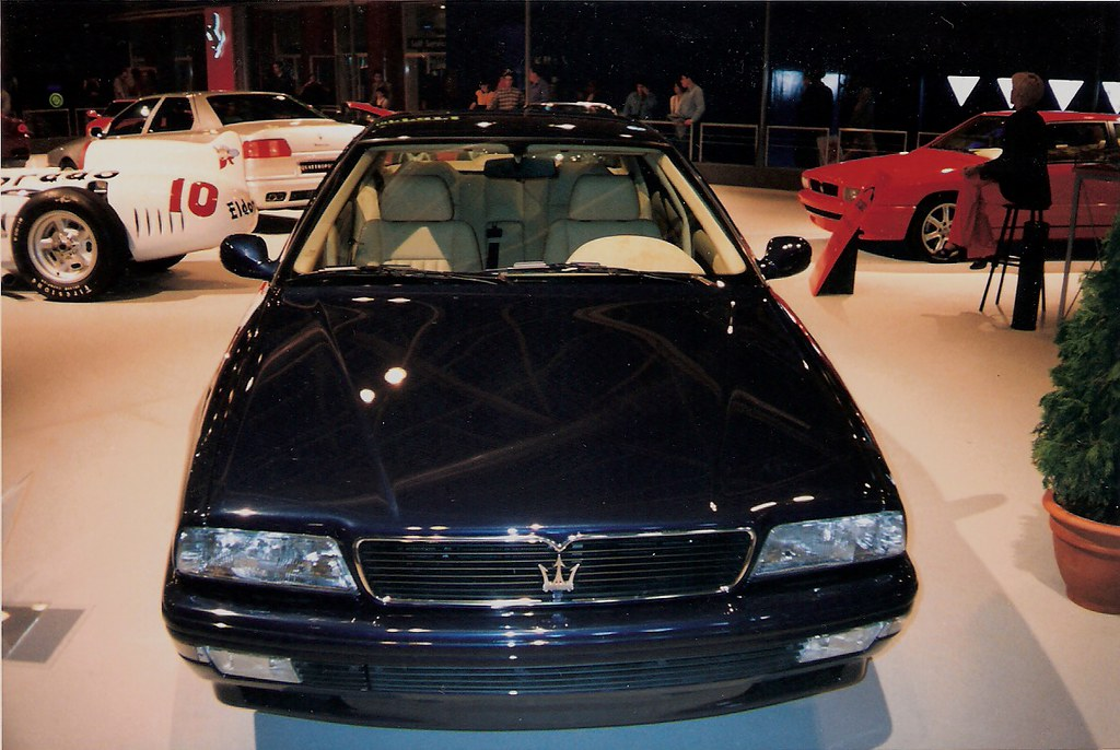 1998 Maserati Quattroporte V8 Evoluzione   Makecars   Flickr