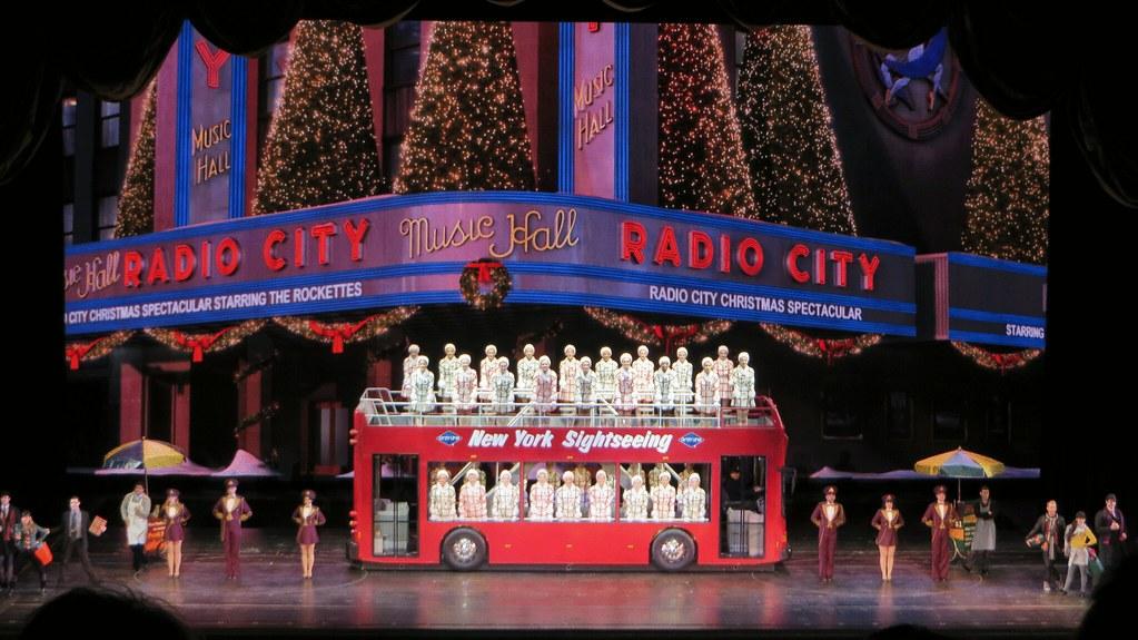 Radio City Music Hall Christmas Spectacular.4718 Radio City Music Hall Christmas Show December 4 2