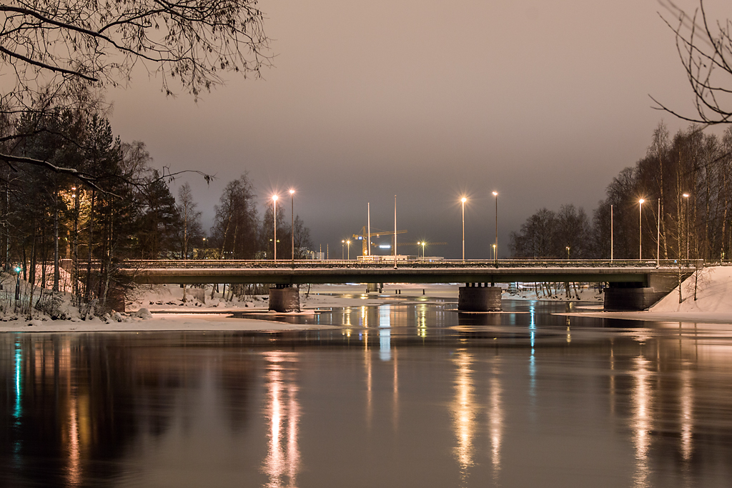 Night Joensuu
