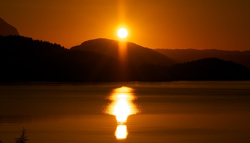 Sun setting | by dan.kristiansen