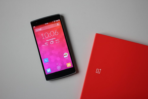 OnePlus One | by pestoverde