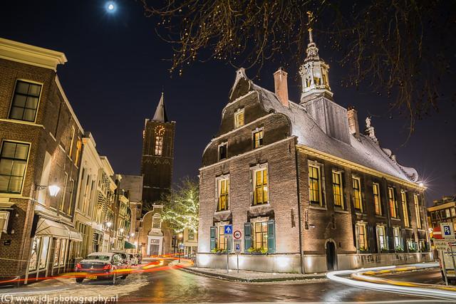 Sint Janskerk & (former) city hall