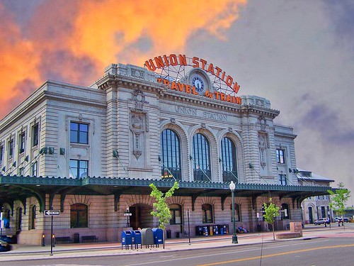 Denver Colorado ~ Union Station ~ Historic Building | by Onasill ~ Bill - 83.3 Million Views - Be Safe