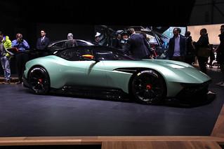 Aston Martin Vulcan concept
