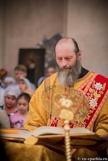 Литургия в Ильинском соборе 360
