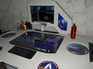 Star Trek Fun Table