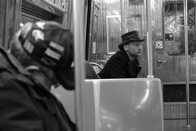 metro life - NYC