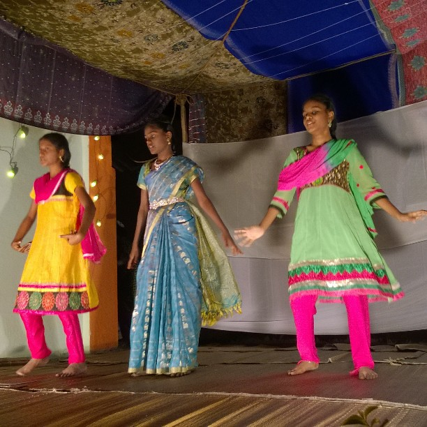 Christmas #Celebration in #Indian #Village #IndiaPhoto