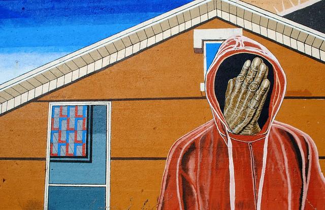 American Painting mural, Pilsen Chicago
