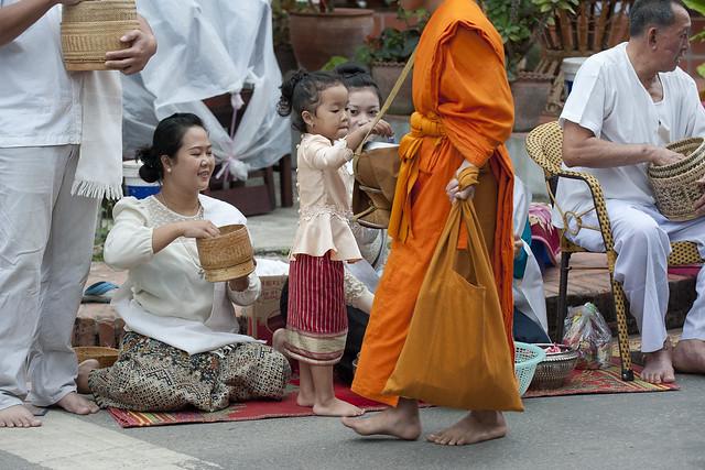 LAO026 Boun Ok Phansa - Luangprabang 26 - Laos
