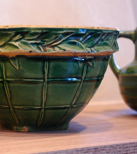 McCoy Pottery | by A Storybook Life