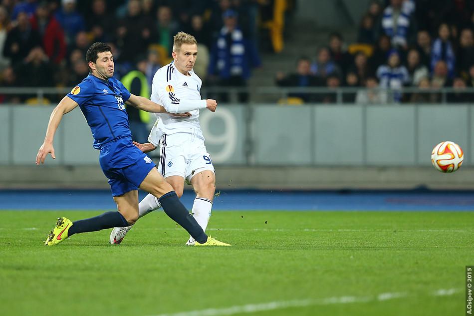 456bacdd Dynamo Kyiv - Everton   UEFA Europa League 2014-15 1/8 Final…   Flickr