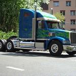 Flammen-Truck von Ciril Rueger