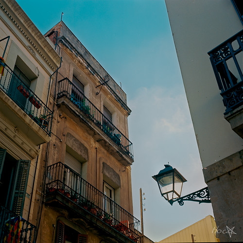 Orfila Square, Barcelona, Spain. | by Red Grave - Photographer