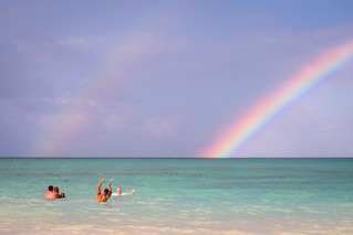 Double Rainbow. | by PeeterTomson