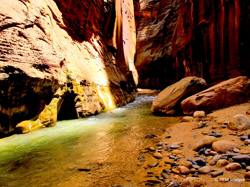 park water river landscape utah flickr outdoor canyon virgin national zion narrows